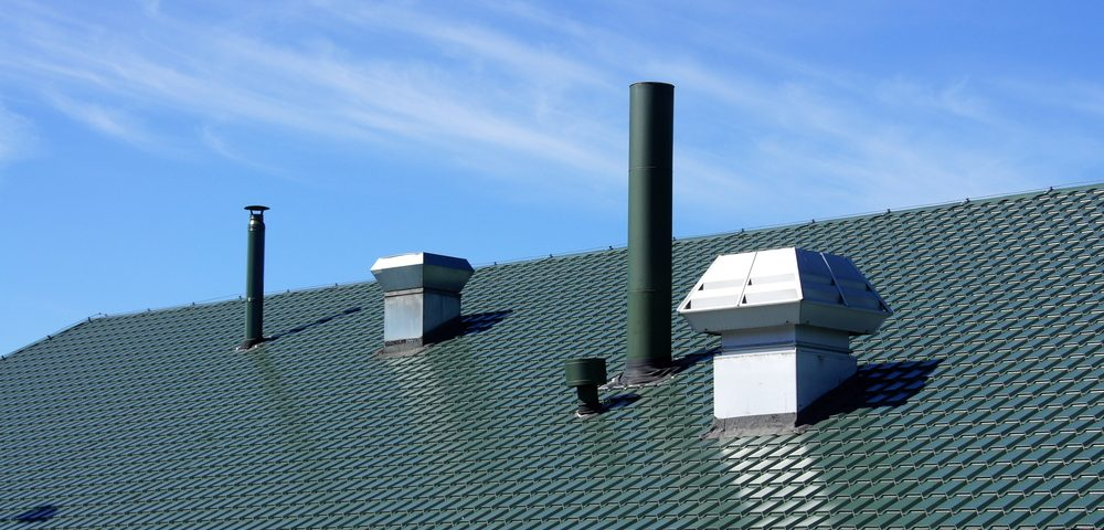 Rooftop vents
